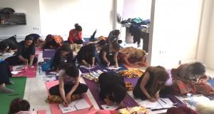 yogaHOPE class