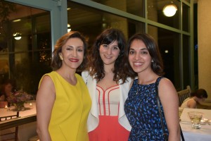 Farzaneh Javid and two guestsJPG