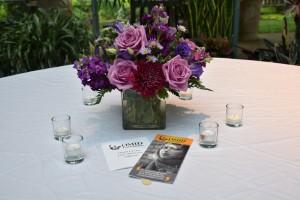 Flowers & Brochures