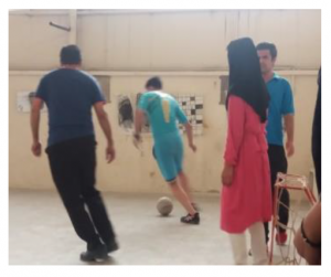 Mehr Dokht Issue 2 Football OMID Way