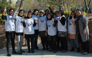 Mahsa Torabi and OMID Girls