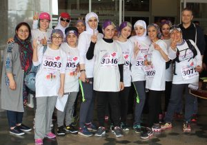 Zahra and OMID girls