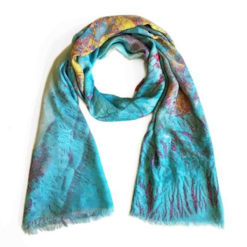 Womans Azin scarf
