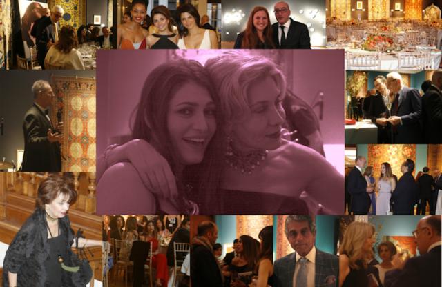 Recap: London Fundraising Gala At Christie's