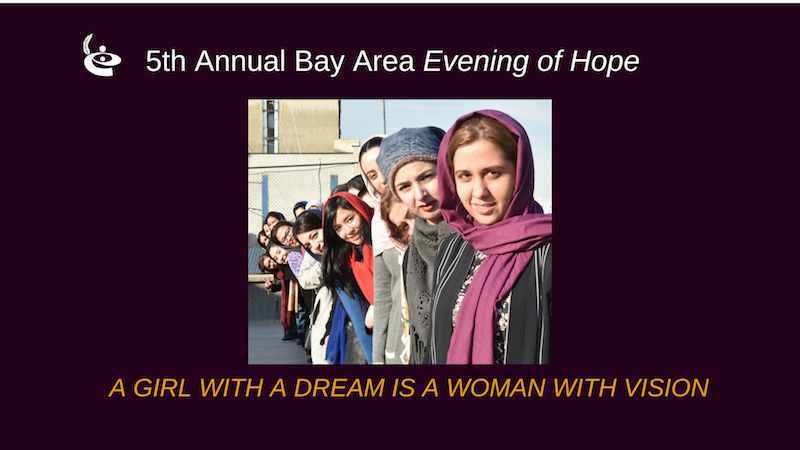 5th Annual Bay Area OMID Fundraiser: Evening of Hope